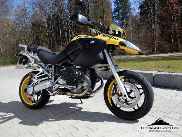 Bmw R1200 Gs Supermoto With Oehlins Bike