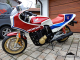 Honda Cb1100Rs In Unique 1983 Cb1100R Style Bike