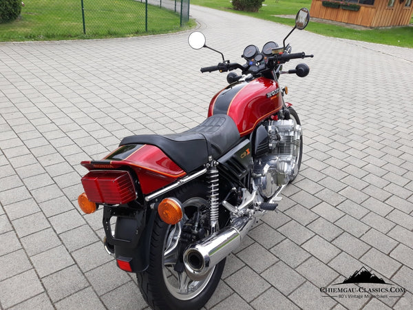 Honda Cb1 Cbx1000 1981 Low Mileage Lovely State -Sold Bike
