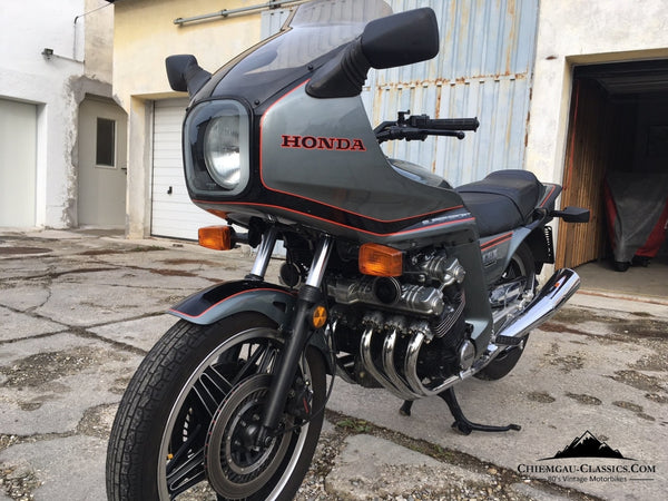 Honda Cbx1000 Prolink Original Unmolested Just 7.606 Kms! Sold Bike
