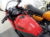 Kawasaki Gpz900R A1 Nut And Bolt Resto Bike