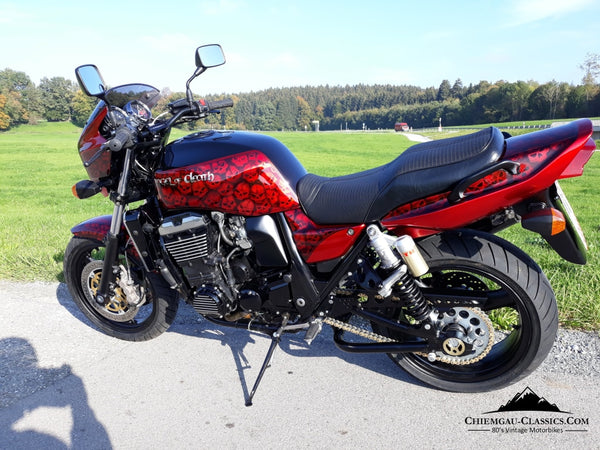 Kawasaki Zrx1100R Unique Artbike Sold! Bike