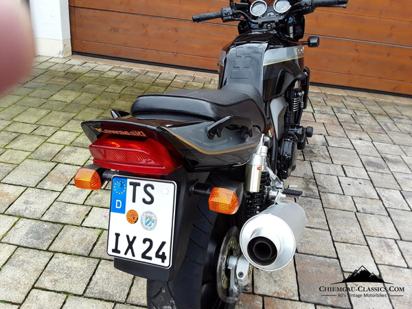Kawasaki Zrx1100R Very Nice State Excellent Running Sold Bike