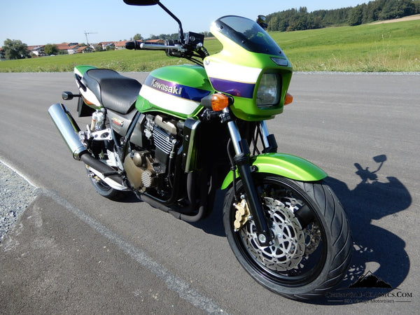 Kawasaki Zrx1200R Stunning Original R In Top State Bike