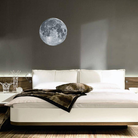 Full Moon Wall Sticker - Oakdene Designs - 1