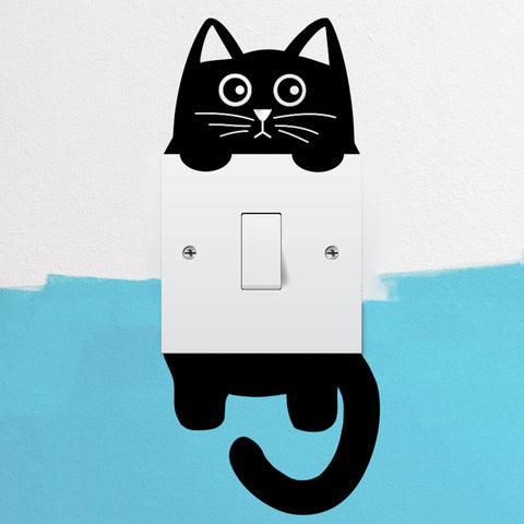Animal Light Switch Stickers