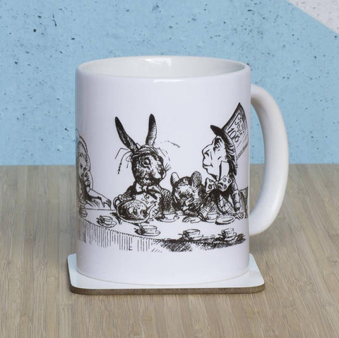 Alice In Wonderland 'We're All Mad Here' Mug