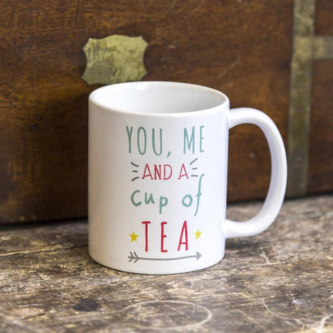 Cup Of Tea Mug - Oakdene Designs - 1