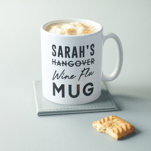 Personalised 'Hangover' Ceramic Mug