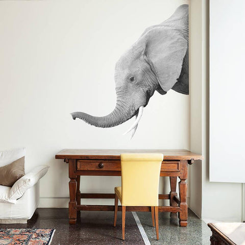 Elephant Wall Sticker - Oakdene Designs - 1