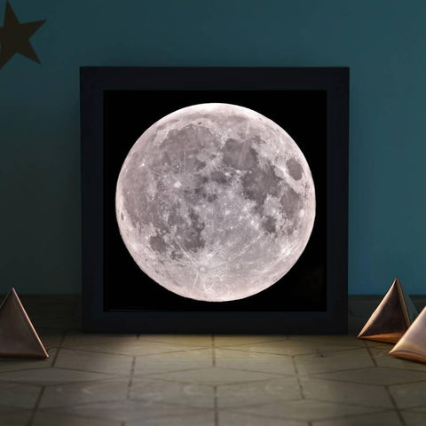 Full Moon Light Box - Oakdene Designs - 1