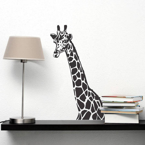 Giraffe Wall Sticker - Oakdene Designs - 1