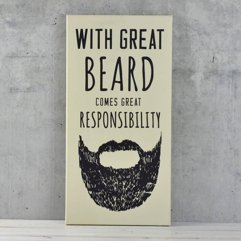 Great Beard Canvas - Oakdene Designs - 1