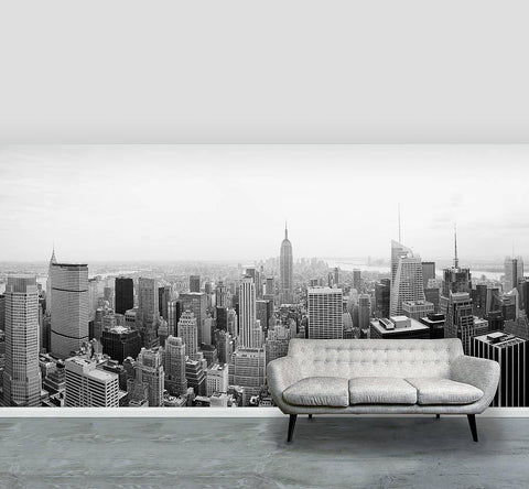 New York City Self Adhesive Wallpaper Mural - Oakdene Designs - 1