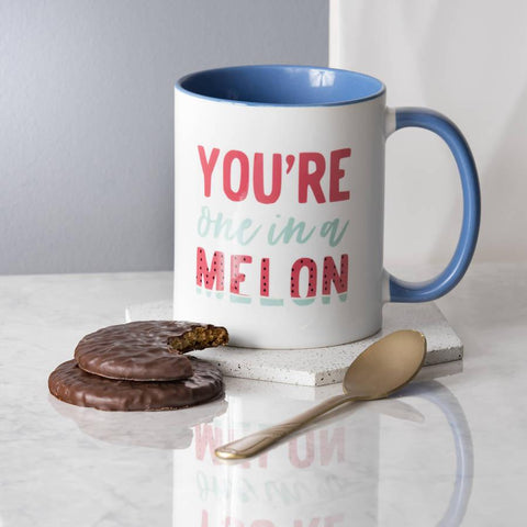 'One In A Melon' Ceramic Mug