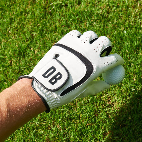 Personalised Golf Glove