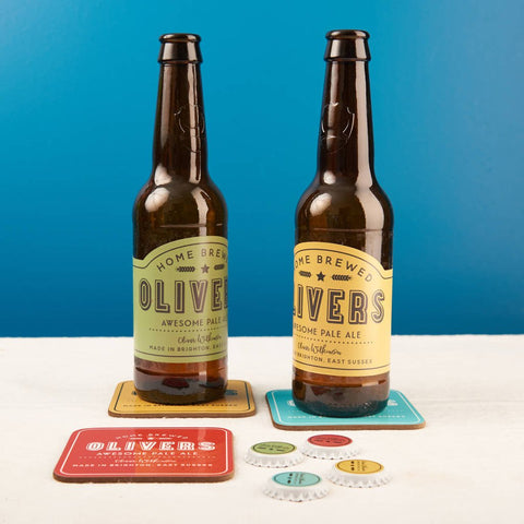 Personalised Home Brew Branding Kit