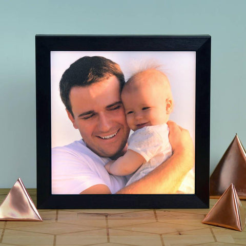 Personalised Photo 'Light Box' - Oakdene Designs - 1