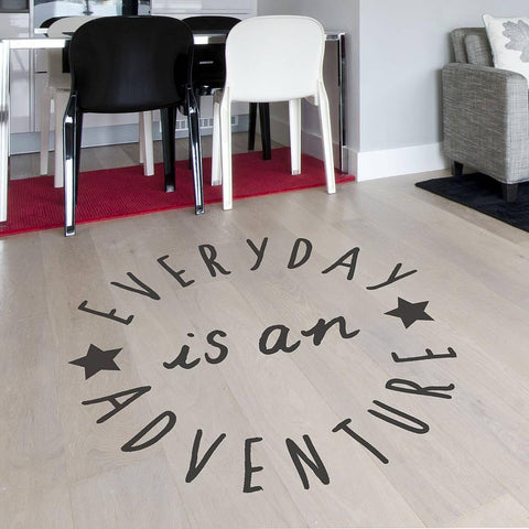 Positive Quote Floor Sticker - Oakdene Designs - 1