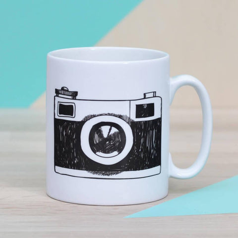 Photography 'Stay Focused' Mug
