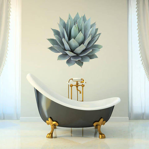 Succulent Plant Wall Sticker - Oakdene Designs - 1
