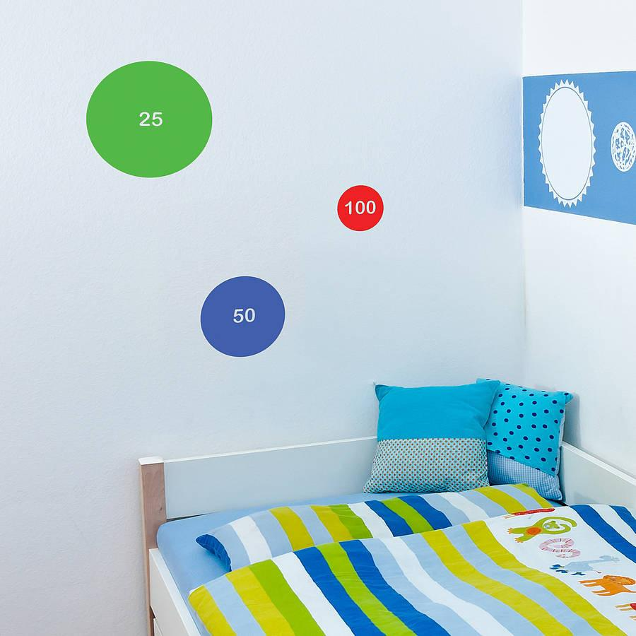 Target Vinyl Wall Stickers   Oakdene Designs   1
