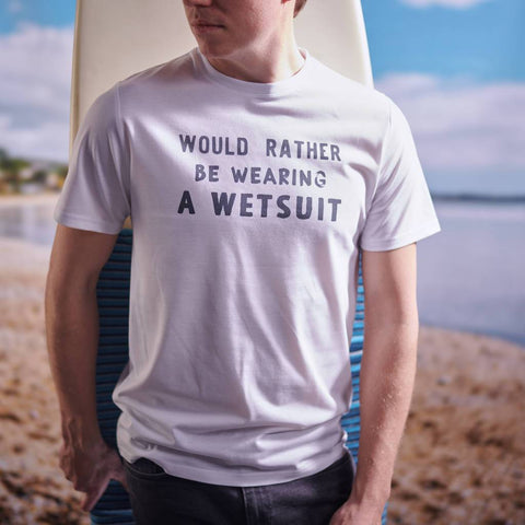 'Would Rather Be Wearing' Men's Hobby T Shirt