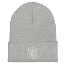 Load image into Gallery viewer, Witty Logo Beanie