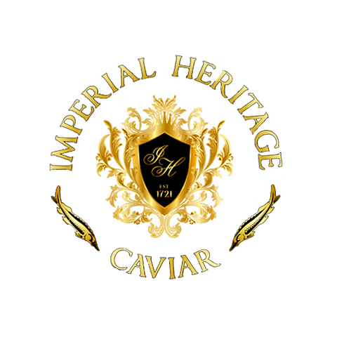 Imperial Heritage Deluxe caviar