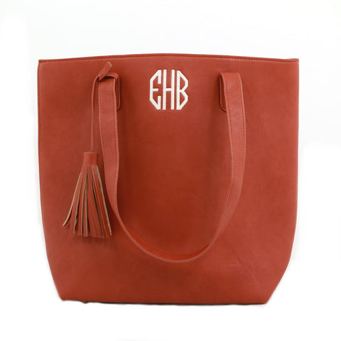 Large Monogrammed Bags