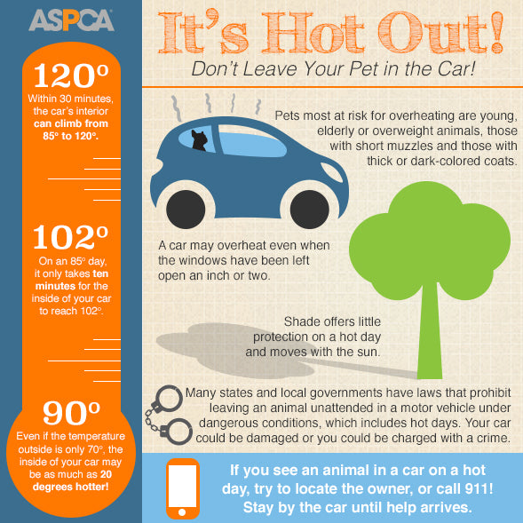 National Heat Awareness Day - Monday May 23, 2016
