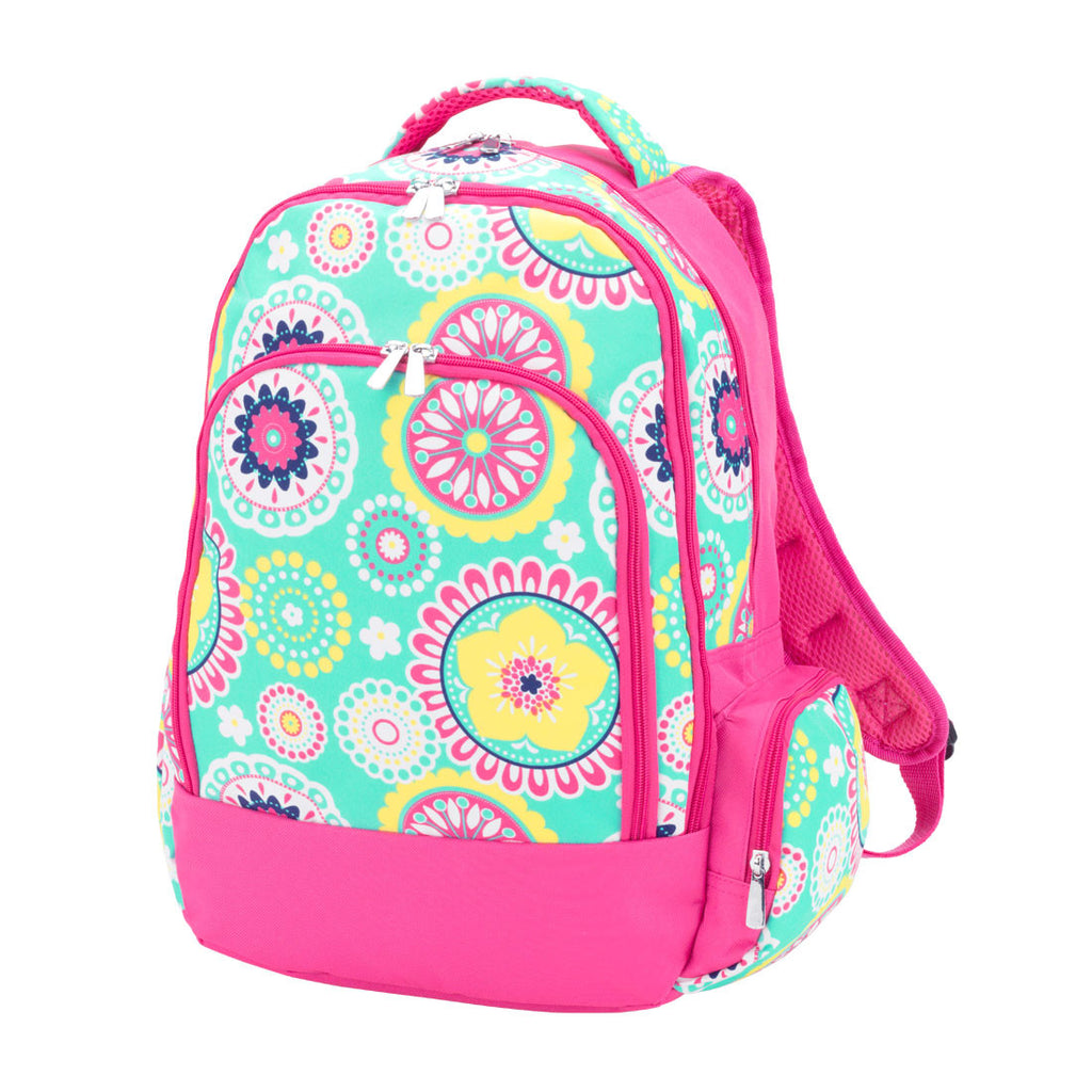 ... Piper Monogrammed Backpack for Girls - Backpacks - BeauJax Boutique ... 34544ba944