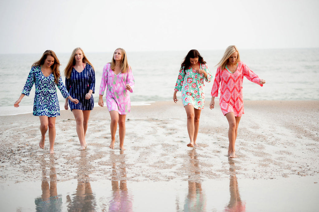 6e5220fe67f9b ... Pineapple of My Eye Monogrammed Tunic Cover-Up - Back in Stock May 2017  ...