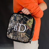 Woods Monogrammed Lunch Box - Lunch Boxes - BeauJax Boutique