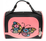 Adorable Designer ButterFly Pet Carrier by PetFlys - Carriers and Car Seats - BeauJax Boutique