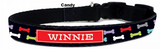 Adorable Personalized Dog Collars in 27 Designs! - Personalized Collars - BeauJax Boutique
