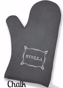 New! Monogrammed Oven Mitts - Home - BeauJax Boutique
