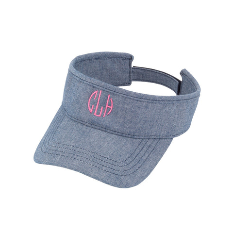Sun Visors Available in 9 Colors - Hats - BeauJax Boutique