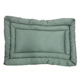 Waterproof Dog Cushion in Mossy Gray - Cushions and Beds - BeauJax Boutique