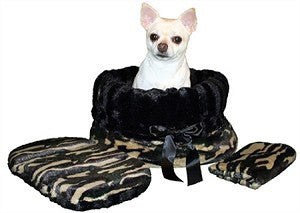 Reversible 3-in-1 Camo Snuggle Bug Bed, Carrier, Car Seat - Carriers and Car Seats - BeauJax Boutique