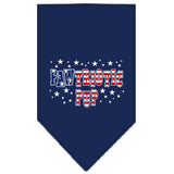 Pawtriotic Pup Bandana - Patriotic - BeauJax Boutique