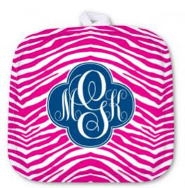 New! Monogrammed Kitchen Hot Pads - Home - BeauJax Boutique