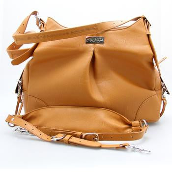 tan-zoie-mia-michele-designer-dog-carry-bag- Dog Carriers - Travel Accessories - Designer Bags - BeauJax Boutique