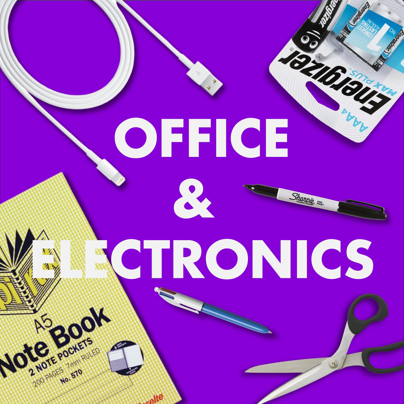 Office & Electronics
