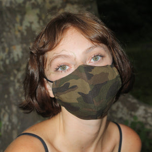 COOL FIT MASK in Camouflage - Masks Are Cool
