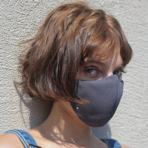 COOL FIT MASK in Grey - Masks Are Cool
