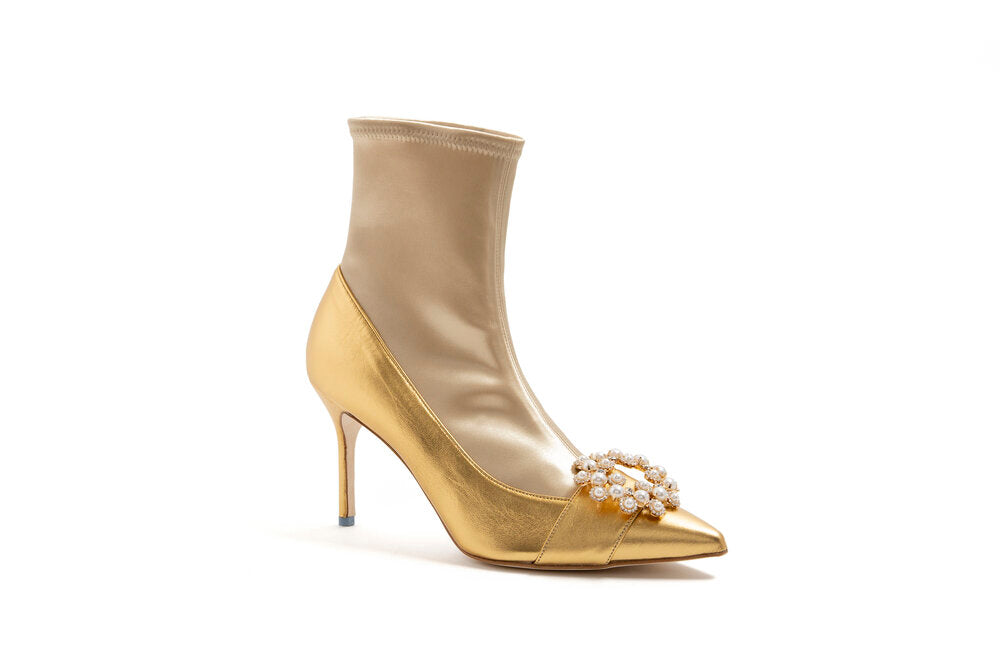 QUEEN Boot | Gold
