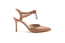 Load image into Gallery viewer, ELLE Ankle Tie Pump | Desert Rose