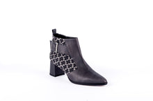 Load image into Gallery viewer, STELLA Ankle Boot | Osaka & Grey