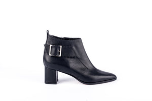 STELLA Ankle Boot | Black